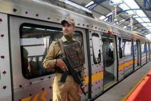 6 Detained For Shouting 'Shoot The Traitors' In Delhi Metro