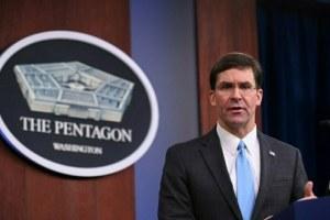 Pentagon Chief Seeks To Reassure Nato Over US Troop Plans