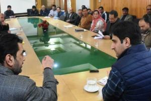 COVID-19: Mayor Meets Management Of Private Hospitals Of City