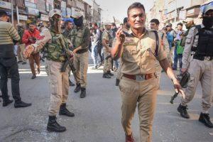 62 Year Old Killed in Zainakadal Blast, Man Shot Dead in Tral