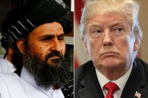 'Good Talk': Trump Says He Spoke To Taliban Leader After Accord
