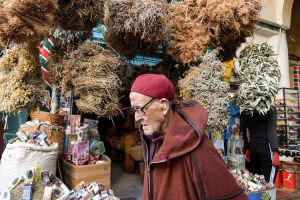 Tunisia Herbalists Cash In On Coronavirus Fear