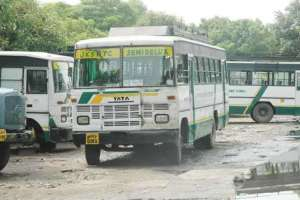 All Interstate Buses Banned In J&K