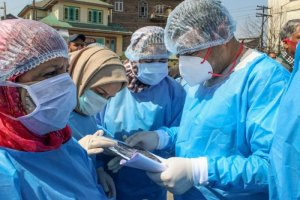 Hyderpora Positive Flouted Quarantine, Met Over 400 People