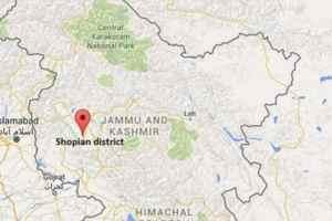 2 Shopian Villages Declared Red Zones