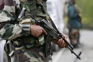 Army Officer Shoots Self Dead In North Kashmir's Kupwara