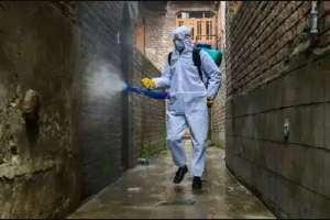 The Pandemic Has Become All Pervasive