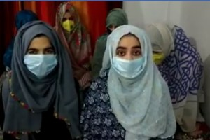 SOS from Delhi: Stranded Kashmiri Girls Appeal For Evacuation