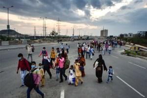 COVID-19 : States Prepare Migrant Movement Plans