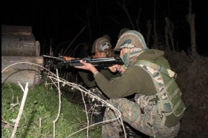 South Kashmir: Nocturnal Encounter Breaks Out In Shopian Village