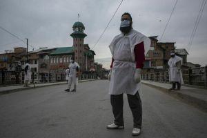 In Photos: Ramrods of Kashmir's Red Zones