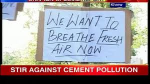 Cement Factories Allowed To Function Amid Pandemic