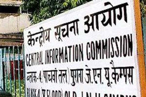 CIC Asks JK Govt To Register With Centre's RTI Portal