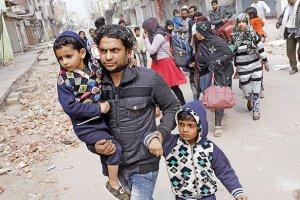 Muslims- Traumatised and Stigmatised