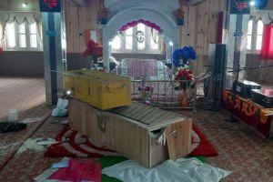 Srinagar: Burglars Loot Cash From Gurdwara In Jawahar Nagar