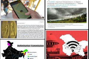 From SC's 4G Decree to Pulitzer Protest: Kashmir in Top Banners