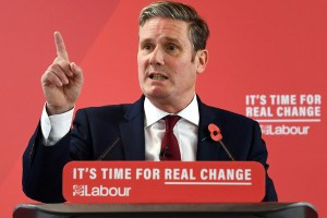 Labour Party Says Kashmir Position Remains Unchanged