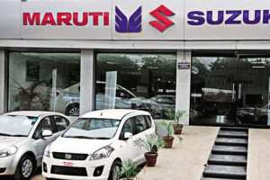 Not a Single Maruti Car Sold in April