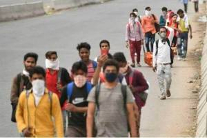 Migrants on Move: Desperate Bids and Bumpy Ride on J&K's Horror Highway