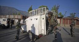 Youth Held Over Deadly Ganderbal Attack