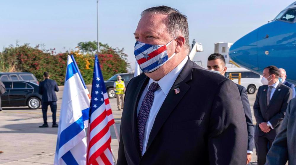 Pompeo In Israel To Talk Annexation As Palestinian Rage Boils Over |  Kashmir Observer