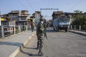 Encounter in Srinagar- A Photo Feature