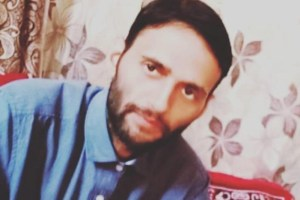 Kashmiri Journalist Tanveer-ul-Ahad Passes Away