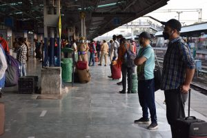 3 Special Trains Bring 2200 Kashmir Residents Home