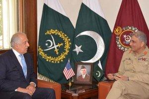 US Seeks Pakistan's Help For Intra-Afghan Dialogue