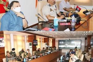 DGP Chairs High Level Meet