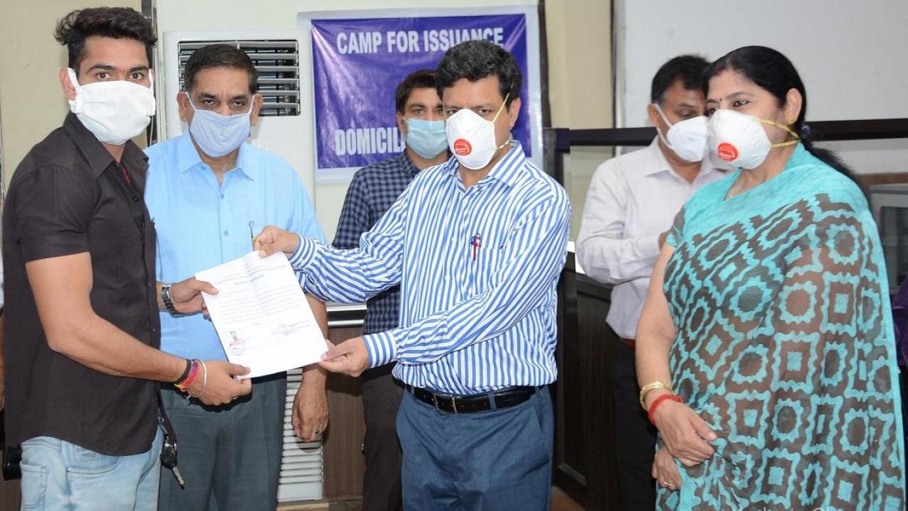 J&K Govt Speeds Up Domicile Certificate Process  Kashmir Observer