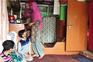 In One-Room Home, This Starving Kashmiri Family Awaits Sahil, Their Hope