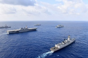 India Keeps Eye On Chinese Activity In Indian Ocean