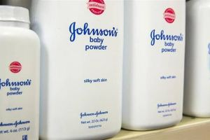 J&J Fined $2.1bn For Cancer-Causing Powder