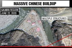 China Amassing Troops, Armaments at LAC Since Early May: MEA