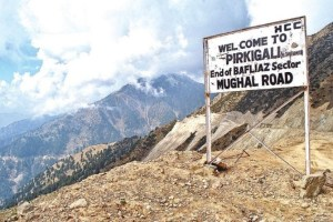 Mughal Road Re-opens for Fruit Trucks From Today