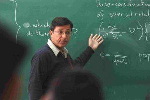When Hoodbhoy Loses Job