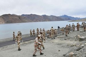 China Ramps Up Military Presence In Ladakh