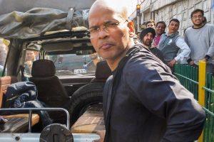 'Viral Cop' IGP Basanth Rath Suspended