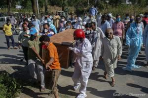 Covid-19 Reaches 300 Mark In J&K After 12 More Deaths