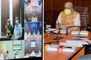 Red, Containment Zones To Be Sealed, Heavy Fine On Violators: CS