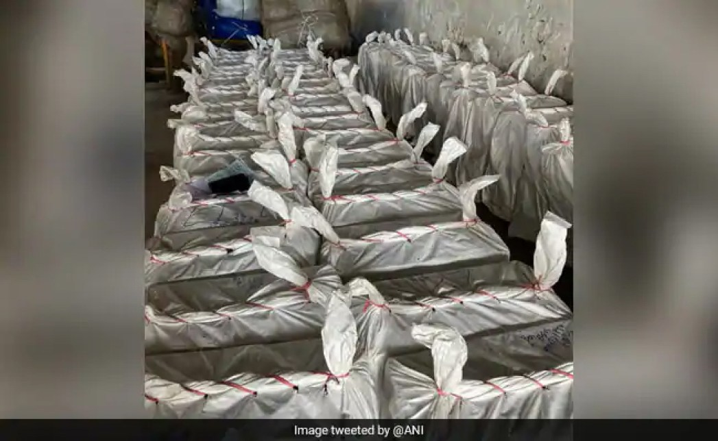 Cigarettes Worth Rs 1.56 Cr Seized From Covid Special Train