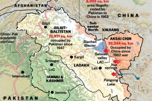 China Tries to Cross LAC in Ladakh Again