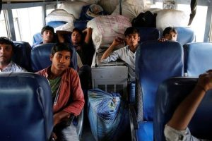 25,000 Non-Local Workers Return To J&K