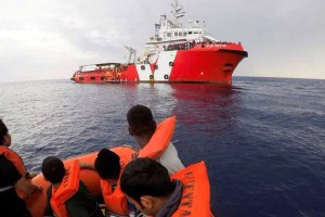 Nearly 100 Migrants 'Still Floating In Mediterranean, Risk Drowning': UN