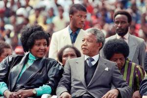Nelson Mandela's Daughter Zindzi Dies At 59
