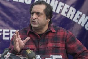 'I'm a Free Man': Sajad Lone Released from Home Detention