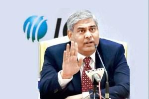 Shashank Manohar Steps Down As ICC Chairman