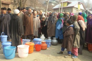 Alarming Groundwater Depletion Fuelling Water Crisis in Kashmir