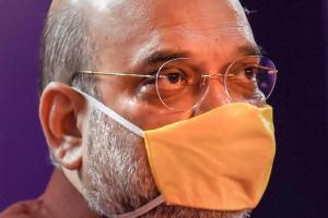 Amit Shah Tests Positive for Coronavirus